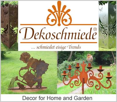 iron garden decor  amoyironart fence  wrought iron fences, Garden idea