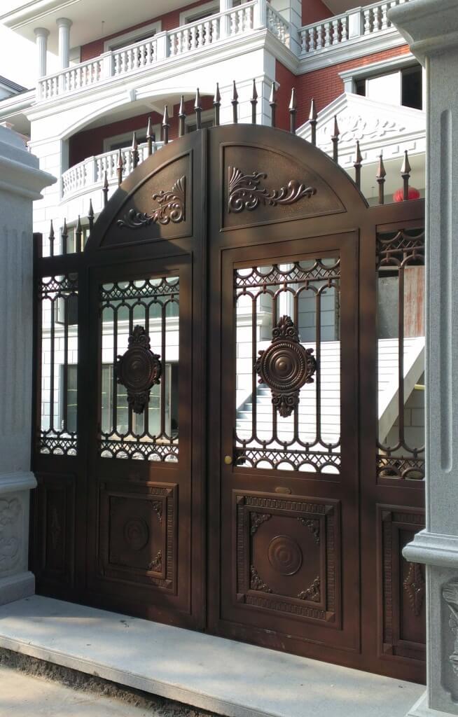 aluminium_gate