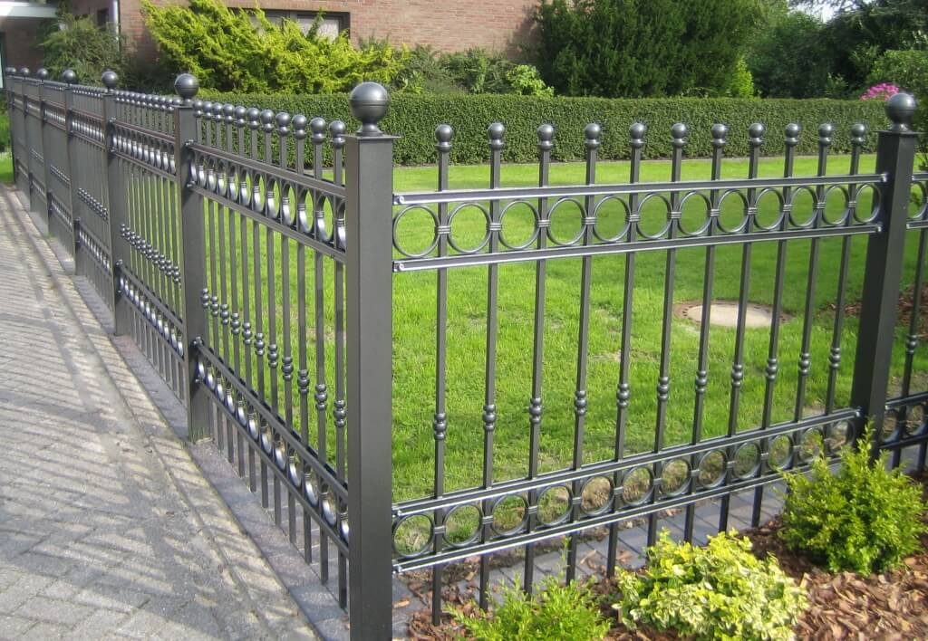 Products amoy ironart fence wrought iron fences