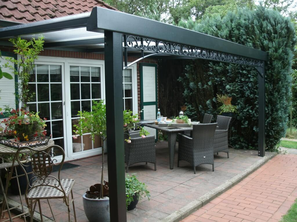 Idea For Decorative Flat Carport Street Appeal Pinterest