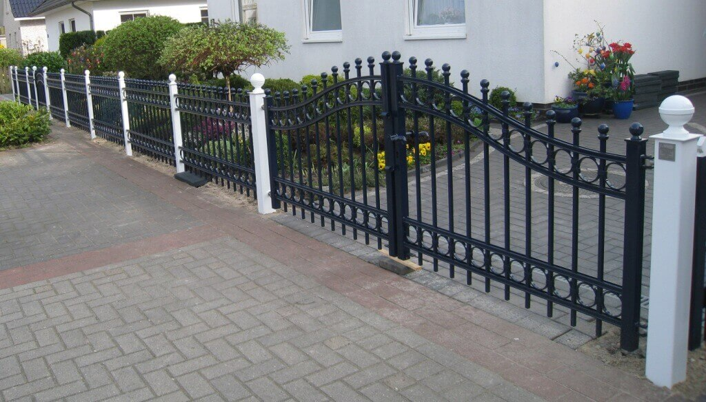 wrought iron gate amoy ironart fence wrought iron